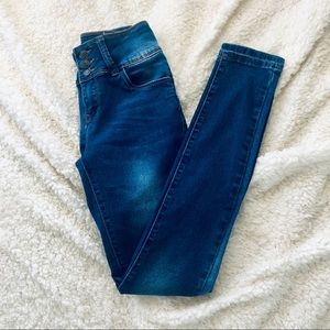 BAMBOO High Waisted Jeans